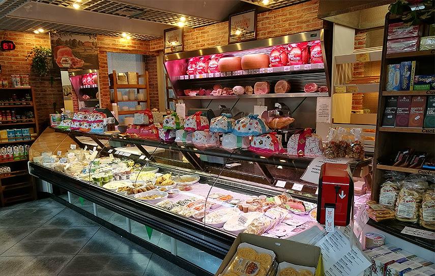 il vege macelleria salumeria negozio borgomanero