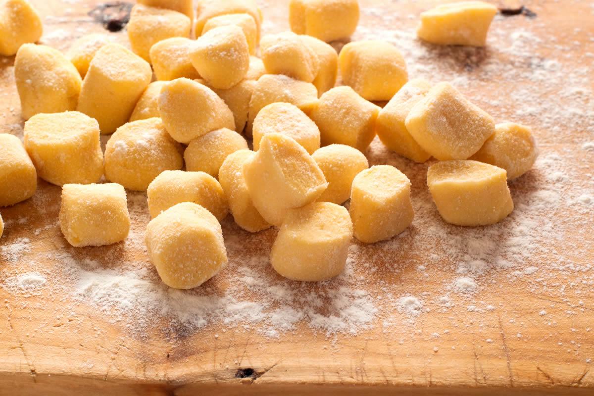 Gastronomia Il Vege Romagnano e Borgomanero - Chicche della nonna gnocchi fatti in casa