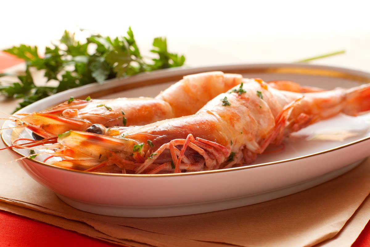 Gastronomia Il Vege Romagnano e Borgomanero - Gamberoni